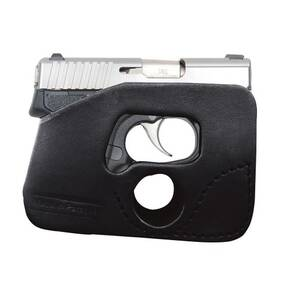 Tagua Ultimate Pocket Holster Black FOR BODYGUARD
