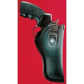 Uncle Mike's GunMate Model 210 Hip Holsters Med-Large Frame Revolver 4-6 1/2""