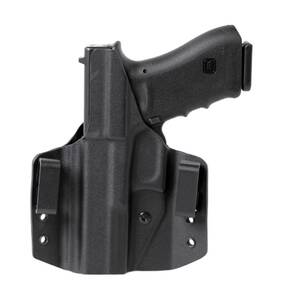 Michaels Of Oregon CCW Holster Fits Sw M&P & Compact 9/40 2.0 Rh Black  Box