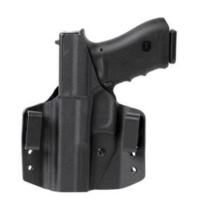 Michaels Of Oregon CCW Holster Fits Sig P320 Compact Rh Black  Box