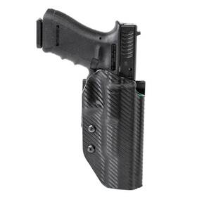 "Michaels Of Oregon Range/Comp Holster Fits S&W M&P 9L/Pro/Core 9/4"""" 1.0&2.0 Rh  Box"