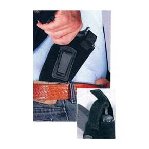 "Uncle Mike's Sidekick Inside-The-Pant Holsters with Retention Strap Fits 4"" Med. DA Revolvers - Right Hand"