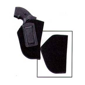 "Uncle Mike's Sidekick Inside-The-Pant Holsters Fits 4"" Barrel Medium & Large Double Action - Left Handed"