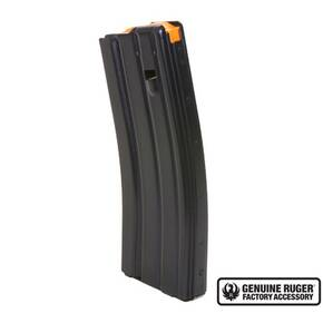 Ruger AR-15 Magazine  .223 Rem/5.56mm 30rd Stainless Steel