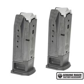 Ruger Security 9 Magazine 9mm Luger 10rd Magazine 2/ct