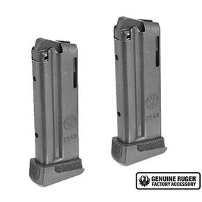Ruger LCP II Magazine 22 LR 10rd 2/ct