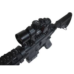 Ultradot 6 30mm Variable MOA Multi-Reticle Sight