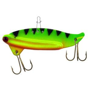 VIB-E Blade Fishing Bait Lure 1/2 oz - Fire Tiger