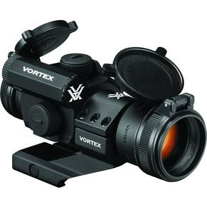 Vortex StrikeFire II Red Dot 4 MOA w/CR2 Battery & Flip Cap Optic Covers