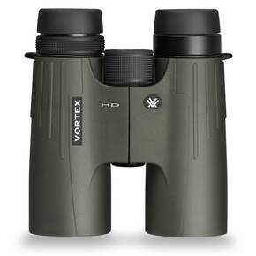 Vortex Viper HD Binoculars - 10x42mm Roof Prism Black