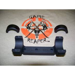 "DNZ Game Reaper 1-Piece Scope Mount - Harrington & Richardson, 1"" X-High, Black"