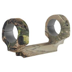 "DNZ Game Reaper 1-Piece Scope Mount - Traditions Black Powder, 1"" High, APG Camo"