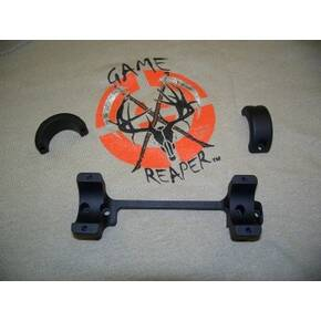 "DNZ Game Reaper 1-Piece Scope Mount - Savage 93R17, 1"", Medium, Black"