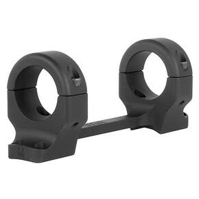 DNZ Game Reaper 1-Piece Scope Mount - Browning X-Bolt SA 30mm, Medium, Black