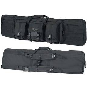 "Drago 46"" Single Gun Case - Black"