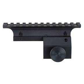 Weaver 1-Piece Tactical Multi-Slot Aluminum Scope Base - Ruger Mini-14 (No Scope Rings), Matte
