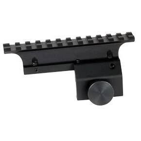Weaver 1-Piece Tactical Multi-Slot Aluminum Scope Base - Benelli SBE II, Matte