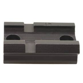 Weaver Standard Top Mount Aluminum Scope Base - Matte - #47M - Ruger 44 REAR