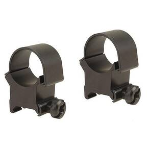 "Weaver Detachable Top Mount Aluminum Scope Rings 1"" X-High - Matte"