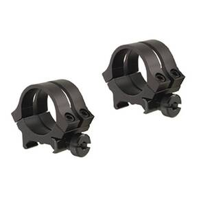 "Weaver Quad Lock Detachable Scope Rings 1"" Medium, Matte"