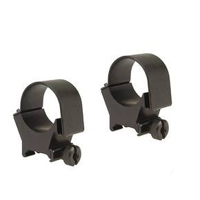 Weaver Detachable Top Mount Aluminum Scope Rings 30mm High - Matte