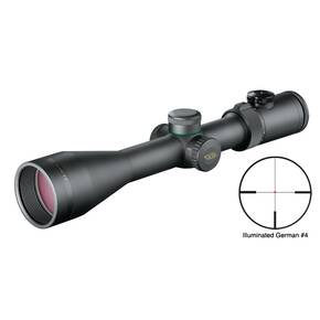 Weaver Classic Extreme Rifle Scope - 2.5-10x50mm Illuminated German #4 Reticle Black Matte
