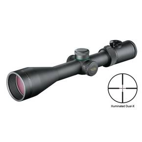 Weaver Classic Extreme Rifle Scope - 2.5-10x50mm Illuminated Dual-X Matte