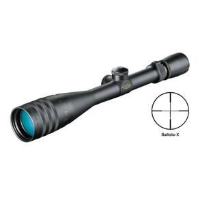 "Weaver Classic V-Series Rifle Scope - 6-24x42mm AO  26-6.8' 3.74"" Matte"