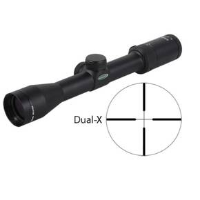 "Weaver Kaspa Hunting Series Rifle Scopes - 2-7x32mm  44.7-12.7' 3.5"" Matte"