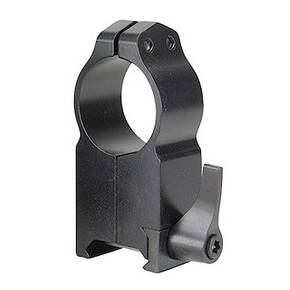 "Warne Maxima Quick Detach Scope Rings - 1"" Ultra High, Matte"