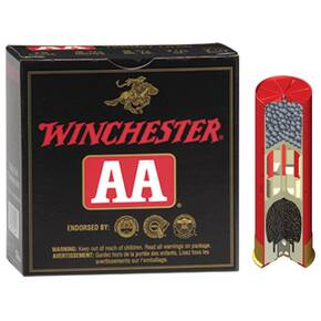 "Winchester AA Target 12 ga 2 3/4""  1 1/8 oz 1145 fps #8  - 25/box"