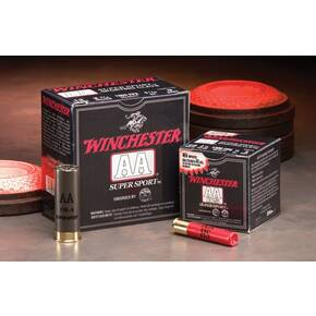 "Winchester AA Super Sport 20 ga 2 3/4"" 3 dr 7/8 oz #7.5 1300 fps - 25/box"
