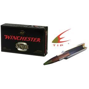 Winchester E-Tip Rifle Ammunition 7mm WSM 150 gr ET 3150 fps - 20/box
