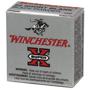 Winchester Super-X .22 Short Blanks 50/box