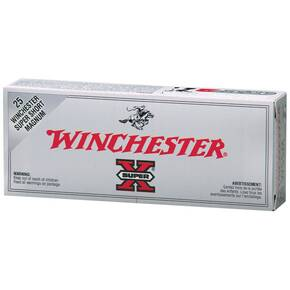 Winchester Super-X Rifle Ammunition .25 WSSM 120 gr PEP 2990 fps - 20/box