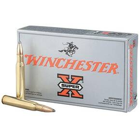 Winchester Super-X Power Point Rifle Ammunition .32 Win Special 170 gr PSP 2250 fps - 20/box