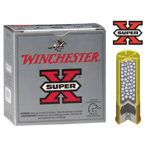 "Winchester Super-X Drylok Super Steel 20 ga 3"" MAX 1 oz #2 1330 fps - 25/box"
