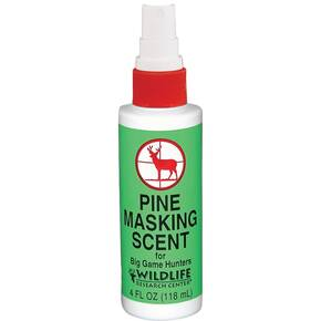 Wildlife Research Masking Scents