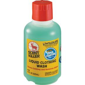Wildlife Research Scent Killer Liquid Clothing Wash
