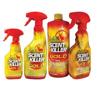 Wildlife Research Scent Killer Gold Clothing Spray