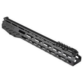 "Fostech Mach-2 Lite 10"" Rail for AR-15 Platform - Graphite Black"