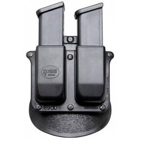 Fobus for Glock, H&K 9mm, .40 Double Magazine Paddle Pouch Double-Stack