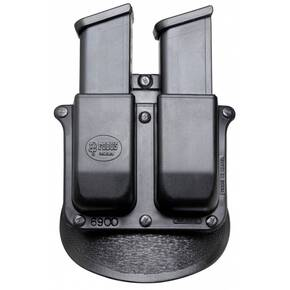 Fobus for Glock, H&K 9mm, .40 Double Magazine Roto-Holster Paddle Pouch Double-Stack