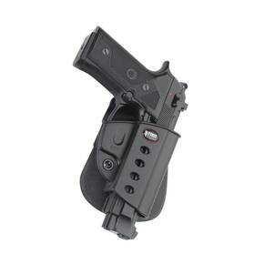 Fobus Evolution Series Paddle Holster For Beretta Vertec in Black Right Hand