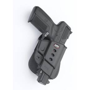 Fobus Evolution Series Paddle Holster For FN 5.7 in Black Right Hand