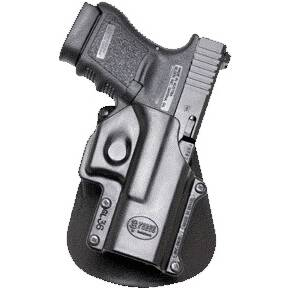 Fobus for Glock 36 Roto Paddle Holster