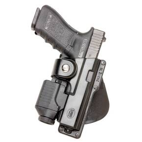 Fobus for Glock 17/22/31 Tactical Paddle Holster w/ Laser Light