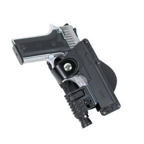 Fobus for Glock 19/23/32 Tactical Roto Paddle Holster w/ Laser Light