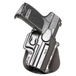 Fobus Standard Paddle Holster for H&K USP Compact Black Right Hand