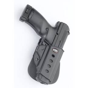 Fobus Evolution Series Paddle Holster For Hi-Point .45 in Black Right Hand